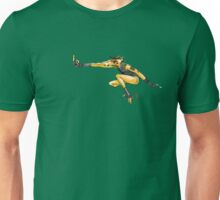 The Finger at the Food Fight Unisex T-Shirt