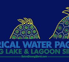 Retro Walt Disney World Electrical Water Pageant by retrowdw