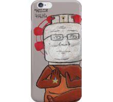 Huff The Propane iPhone Case/Skin