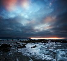 Clearing storm by KensKaikoura