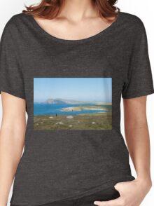 Dingle peninsula, Kerry, Ireland. Women's Relaxed Fit T-Shirt