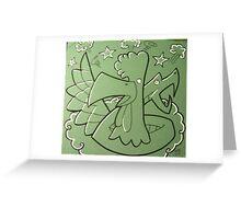 Natures' Enemies Greeting Card
