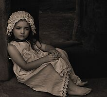 Somber Cinderella by mija