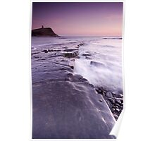 Kimmeridge Ledge Poster