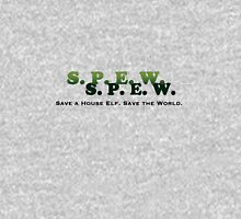 SPEW - Save a House Elf Save the World Unisex T-Shirt