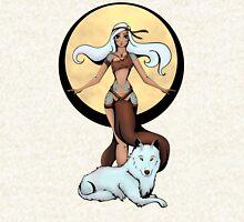 K'Taniqui and the Ma'iitshoh Hoodie