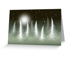 * lost snowflake * Greeting Card