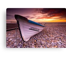 Undersized Canvas Print