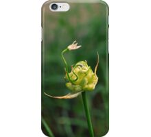 Wild Chives iPhone Case/Skin