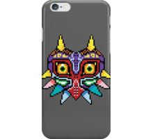 8 Bit Major's Mask iPhone Case/Skin