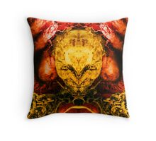 extrusive Throw Pillow