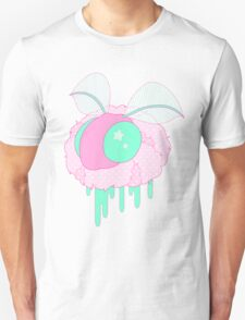 moth head Unisex T-Shirt