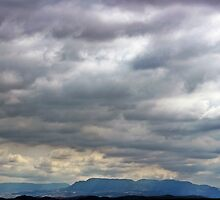 Cloudy Day II by dangrieb