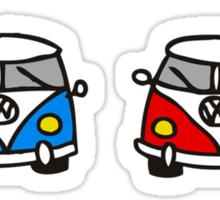 Volkswagen - Mixture Sticker