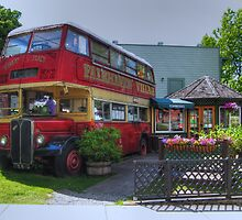 Fairhaven Expresso by lizalady
