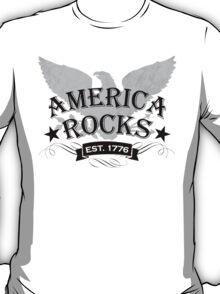 America Rocks T-Shirt