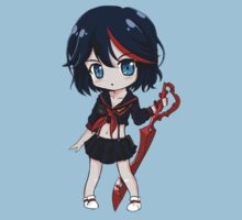 Ryuko Matoi (chibi) from Kill La Kill Kids Clothes