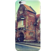 Oldest Pub in England iPhone Case/Skin