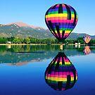 Pikes Peak by Beverly Lussier