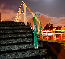 Clyde Steps by Katie Grainger
