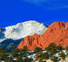 Love in the Rockies by Beverly Lussier