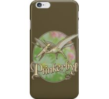 PREHISTORIC PRINCESS - Ptinkerbyl iPhone Case/Skin