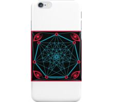 Look to the Center  iPhone Case/Skin