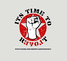 a quiet revolt Unisex T-Shirt
