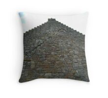 past traces Throw Pillow