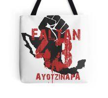 Ayotzinapa #43 Tote Bag