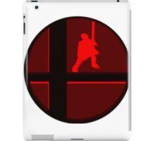 Smash Bros. Roy iPad Case/Skin
