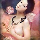 The Serpent Lake by ChristianSchloe