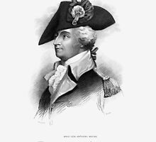 General Anthony Wayne -- American Revolution by warishellstore