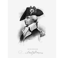 General Anthony Wayne -- American Revolution Photographic Print