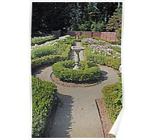 the Formal Gardens Poster