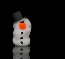 Mr. Snowman by Claire Hutton