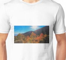 Fall trees, Great basin National Park Unisex T-Shirt