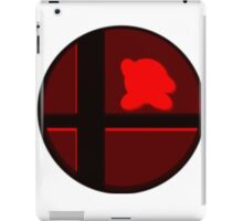 Smash Bros. Kirby iPad Case/Skin