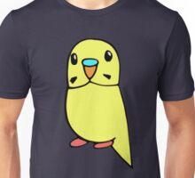 Yellow Budgie Unisex T-Shirt