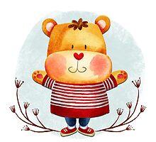 Bear hugs :) by Niharika Singh