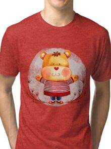 Bear hugs :) Tri-blend T-Shirt