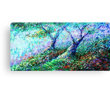 Healing Trees Canvas Print