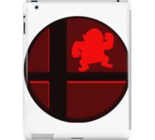 Smash Bros. Wario iPad Case/Skin