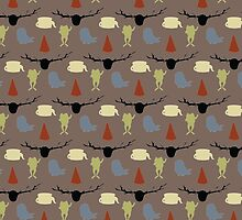 Unknown Pattern by lindseybro