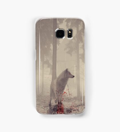 Ghost... Samsung Galaxy Case/Skin