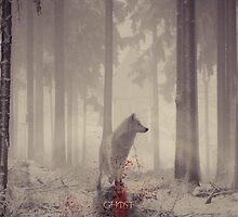 Ghost... by DarkIndigo