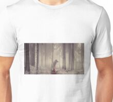 Ghost... Unisex T-Shirt
