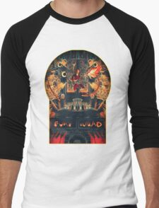 Doof Warrior Men's Baseball ¾ T-Shirt