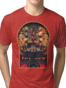Doof Warrior Tri-blend T-Shirt
