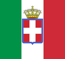 Kingdom of Italy with Crown by michaelwpg
